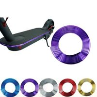 PVC Electric Scooter Anti-collision Protection Strip For Xiaomi Mijia M365 Gear