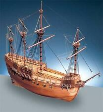 "Gorgeous, Detailed Wooden Model Ship Kit by Caldercraft: the ""Mary Rose"""