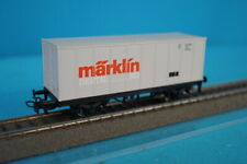 Marklin 4481 Special Container Car DIGITAL 1985