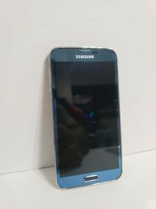 Samsung Galaxy S5 SM-G900A - 16GB - Blue (Cricket) Smartphone