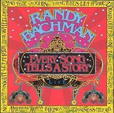 Randy Bachman : Every Song Tells a Story CD