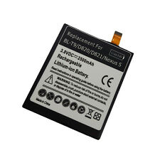 New Internal Replacement Battery for LG Nexus 5, 3.8V, Polymer Battery – 2300mAh