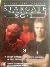 Stargate SG 1 The Dvd Collection No.3 R4 Australia Brand New Sealed
