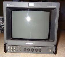 Sony bvm9044D 9 pulgadas Monitor SDI/analógico (ref 3)