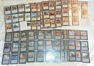 Middle Earth: The Dragons CCG 1996 Limited Expansion Binder Collection Tolkein