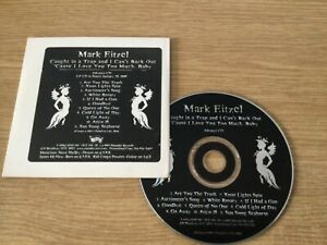 Promotional cd album - Mark Eitzel – Caught In A Trap And I Can't Back Out