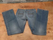 Juicy Couture Boot Cut Jeans Low Rise Women's Size 31 x 33