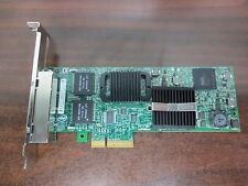 Dell Intel Pro/1000 Quad Gigabit Ethernet NIC PCI-E HM9JY *104