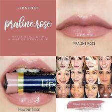 PRALINE ROSE LipSense SeneGence Lipstick SEALED BRAND NEW - Fast Shipping