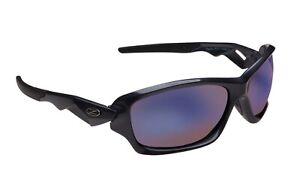 RayZor Sports Wrap Sunglasses Uv400 GunMetal Grey Blue Smoked Lens (571)