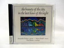 CD - The Beauty of The City In The Last Hour of The Night, Alexander Forbes 2010