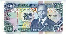 **   KENYA     20  shillings   1994   p-31b    UNC   **