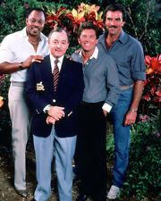 Magnum PI [Cast] (39314) 8x10 Photo