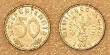 Drittes Reich 50 Reichspfennig 1941A  *626*