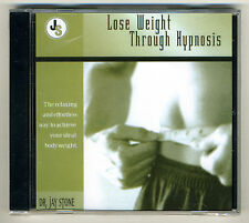 Lose Weight Through Hypnosis - Dr Jay Stone NEW SEALED CD - Empowerment Series