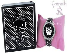 Hello Kitty Camomilla Diamante Designer Watch Gift Boxed