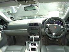 PORSCHE CAYENNE S 955 4.5 PETROL V8 AUTO 2004 AIRBAG KIT BREAKING/PARTS
