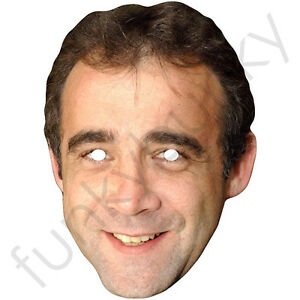 Kevin Webster Celebrity Card Mask - All Masks Are Ready To Wear