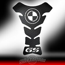 portector de depósito adhesivo para BMW GS R1200 MOTO efecto CARBON LOOK 3D F650