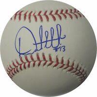 Orlando Hudson Hand Signed Autographed Major League Baseball LA Dodgers