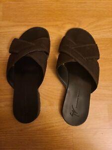 Giuseppe zanotti sandals men US 10 (EU 43) Made in Italy