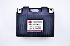 04-09 Yamaha YFZ450 Shorai LFX Duration Battery LFX14A2-BS12