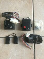 SPYBALL motorcycle alarm system
