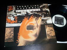 """Front Line Assembly """"Iceolate"""" 12"""" THIRD MIND UK 1990"""