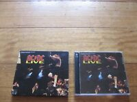 AC/DC Live - SPECIAL COLLECTORS EDITION Oz 2CD -With ORIG SLIP CASE +POSTER 1992