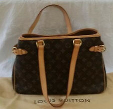 Louis Vuitton LV Monogram Batignolles Horizontal Handbag