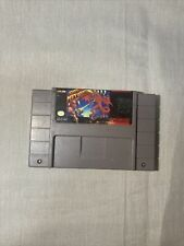 Super Metroid (Snes, 1994) Super Nintendo Authentic & Tested Cartridge Only