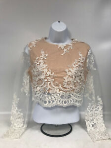 cbr exclusive selection blouse (lace) & skirt