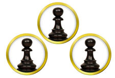 Chess Pawn Golf Ball Markers