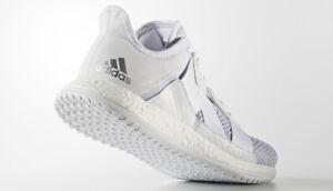 Size 13 - adidas PureBoost ZG White for sale online   eBay