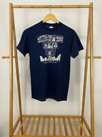 VTG 80s Sport-T Governors School East 1982 Single Stitch Thin T-Shirt Size L USA