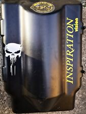 Black outer case (Couvercle Noir) for rebreather Inspiration AP Diving