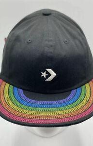 Converse Pride LGBTQ Cap Hat Rainbow