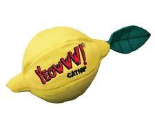 Yeowww! 100% Organic Catnip Toy, Lemon