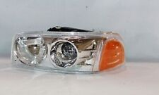 Left Side Replacement Headlight Assembly For 2000-2007 GMC Yukon Denali