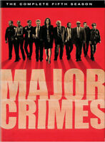 Major Crimes: The Complete Fifth Season [New DVD] Boxed Set, Dolby, Slipsleeve