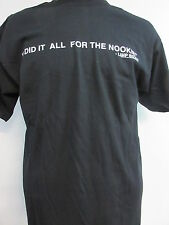 NEW - LIMP BIZKIT DID IT FOR THE NOOKIE BAND CONCERT / MUSIC T-SHIRT EXTRA LARGE