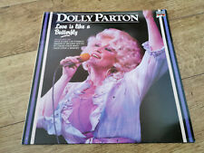 Dolly Parton ‎– Love Is Like A Butterfly  LP Vinyl Record