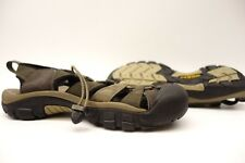 KEEN Mens Newport H2 Brown Hiking Trail Walking Sandals Water Shoes Size 8