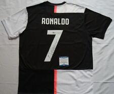 Cristiano Ronaldo signed Jersey Juventus. Beckett sertificate.