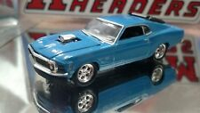 70 FORD MUSTANG BOSS  429 ADULT COLLECTIBLE 1/64 DIECAST MUSCLE LIMITED EDITION