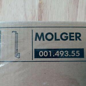 Pair Ikea MOLGER Over the Door hanger wood closet bathroom bedroom New In Pack