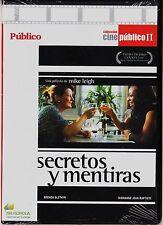 Cine Público: SECRETOS Y MENTIRAS de Mike Leigh. Edición de diarios.