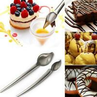 Dessert Decorating Chocolate Spoon Pencil Spoons Cake Baking Pastry Tools A8V3