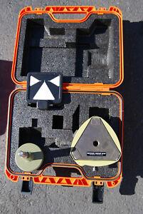 Wild Heerbrugg GDF Reflectorless Backsight survey Target