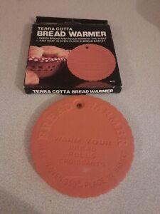 Terra Cotta Bread Warmer